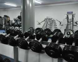 "Фитнес-центр ""BB GYM"" в Благовещенске"