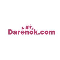 """Центр подготовки к родам """"Даренок"""" в Благовещенске (логотип)"""