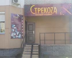 """Имидж-студия """"СтрекоZа"""" (""""Стрекоза"""") в Благовещенске (фасад)"""