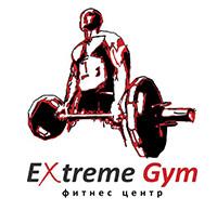 "Фитнес-центр ""Extreme Gym"" в Благовещенске (логотип)"