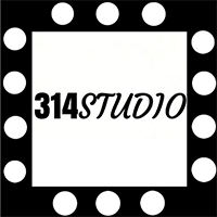 "Студия красоты ""314STUDIO"" (""Студия 314"") в Благовещенске (логотип)"