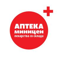 """Аптека """"Миценин"""" в Благовещенске (логотип)"""