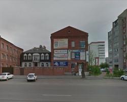 """Стоматологический кабинет """"Мастер Дент"""" в Благовещенске (фасад)"""