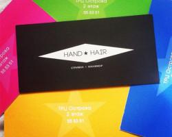 "Салон красоты ""Hand & Hair"" (подарочные сертификаты)"