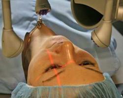 Процедура по лечению глаз