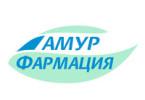 "Аптека ""Амурфармация"" в Благовещенске (логотип)"