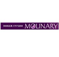 """Имидж-студия """"Molinary"""" в Благовещенске (логотип)"""