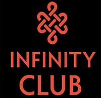"""Салон красоты и здоровья """"Infinity"""" в Благовещенске (логотип)"""