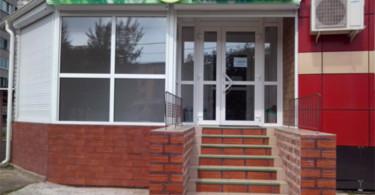 ИП Михальская О.М. (стоматология «Доктор Михальская») в Благовещенске (вход)