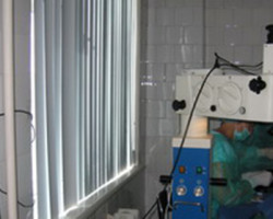 "Центр микрохирургии глаза ""АмурЛазер"" в Благовещенске (аппаратура)"